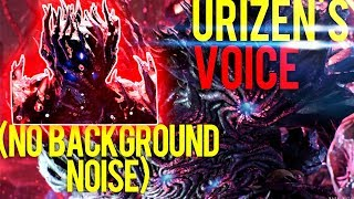 DMC 5 Urizen's Voice Recording [NO BACKGROUND NOISE] ReZoura