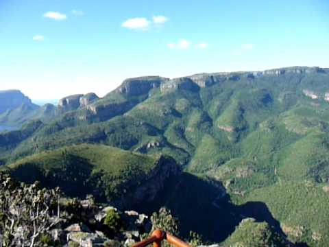 "The ""Three Rondavels"" – Blyde River Canyon Nature Reserve, South Africa 2010"