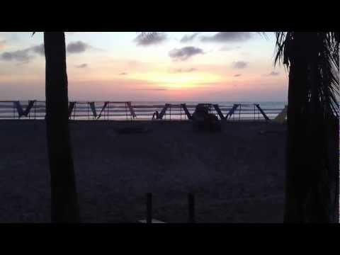 The Beach in South America – Canoa, Ecuador