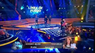 Johnny Bliss- Ahora Quien (Cover) Marc Anthony Linea de fuego