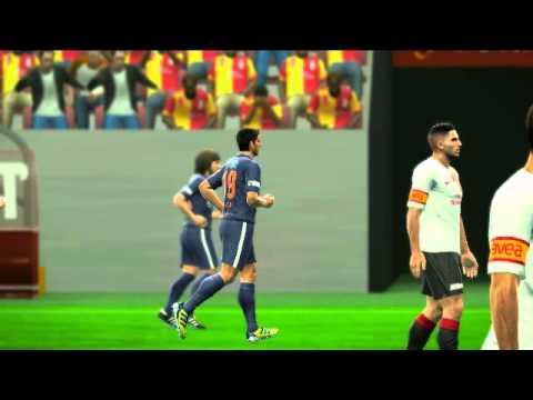 Galatasaray vs İstanbul Büyükşehir Belediyespor  Turgay Bahadır 8   4