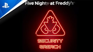 Five Nights at Freddy\'s: Security Breach Gets a Creepy & Impressive New Trailer; Coming to PS5