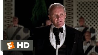 Meet Joe Black (1998) - Bill's Birthday Speech Scene (10/10) | Movieclips