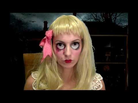Vestito carnevale bambola fai da te