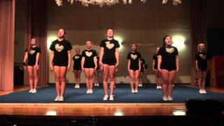 Cheer along with the MSIT Seagulls cheerleaders