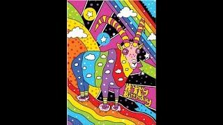 Happy Birthday Psy Trance ( Zannara Rmx)