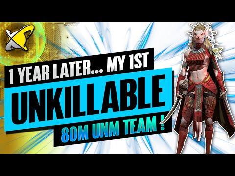 "MY FIRST UNKILLABLE TEAM | 80M ""Batman Forever"" UNM Team | RAID: Shadow Legends"