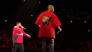 DJ Khaled & Chris Brown performing LIVE @ TMYLM Tour 2018