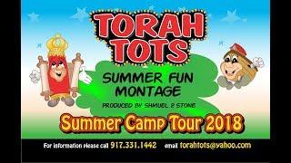 TORAH TOTS SUMMER FUN MONTAGE