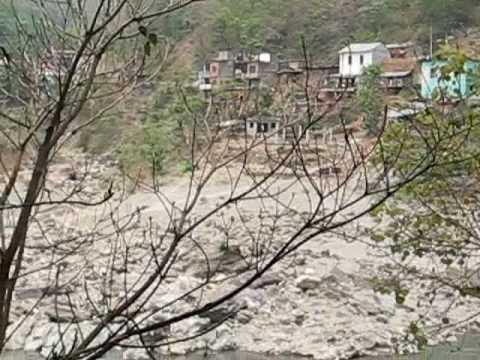 Nepal Kaligandaki River