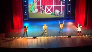 Disney Live! Festival musical do Mickey - Toy Story
