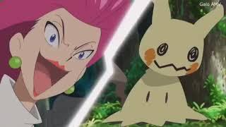 Pokémon AMV-Mimikyu vs Pikachu vs rowlet-believer