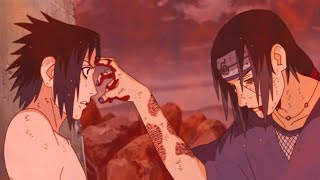 Sasuke vs Itachi [AMV] Ransom - Lil Tecca