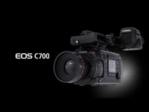 Introducing the Canon Cinema EOS C700 Digital Cinema Camera