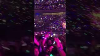 Coldplay Milano 2017 live @ San Siro - Paradise