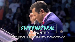 Supernatural Encounter Malaysia with Apostle Guillermo Maldonado : 30Jun - 2Jul 2017