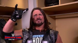 AJ Styles says WWE Super Show-Down will be too sweet in Australia