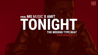 (FREE)The Weeknd Type Beat | MGMusic x AMIT - Tonight | Sampled Choir/ Vocal Hip-Hop Instrumental