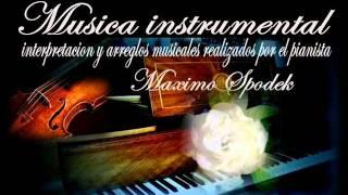 MUSICA INSTRUMENTAL DE USA , GOTAS DE LLUVIA CAEN SOBRE MI CABEZA, EN PIANO Y ARREGLO MUSICAL
