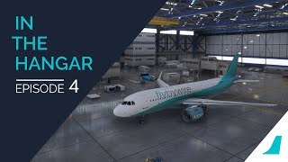 Microsoft Flight Simulator Airbus A380 Add-On Gets WIP Screenshots Showing Cockpit & Landing Gear