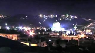UFO Captured On Camera Spotted Hovering Over Dome Of The Rock Temple Mount Jerusalem