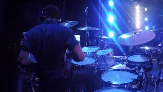 Sofrendo Feito Louco - Show Luan Santana (DrumCam - Eli Lage)