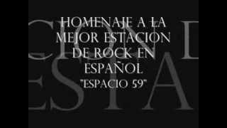 """""""Homenaje a ESPACIO 59 lo mejor de el rock en español LABERINTO en vivo"""""""