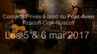 "Clarisse Lavanant-Dan Ar Braz/Teaser album ""Harmonie"" pour la Brittany Ferries"