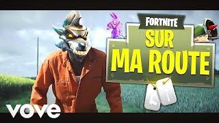 Black M - Sur ma route (Parodie Fortnite)