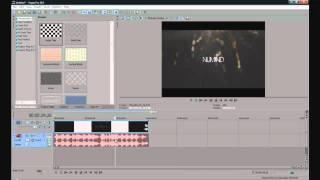 Como separar o Audio do Video Sony Vegas Pro 10 - HD 1080p