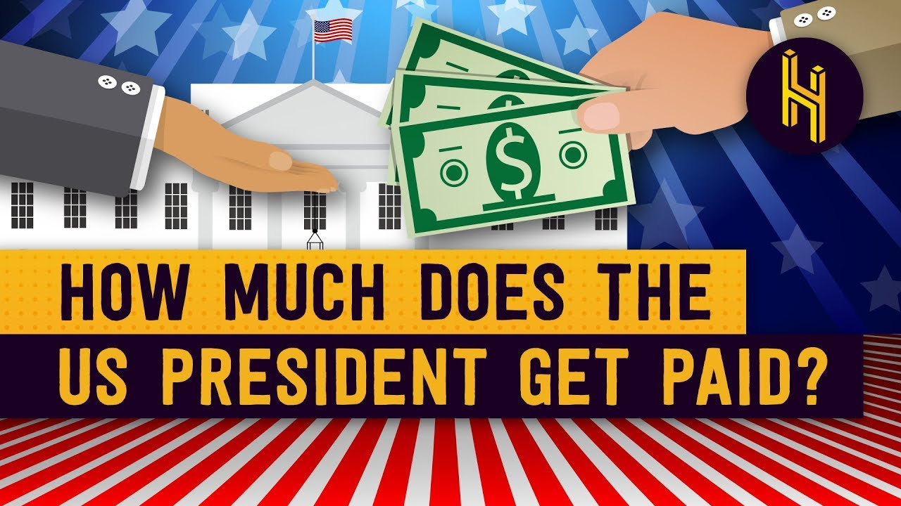 How much is the US President Paid?