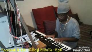 Nasty C - Switched up ( Prod.by Gemini Major ) Piano Cover By D.BoY FiGuRe-EgO