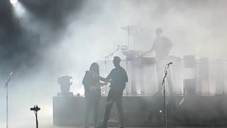 The XX -  Intro | Lollapalooza Brasil 2017