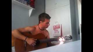 Pablo Alboran- Te he echado de menos (cover pakito)