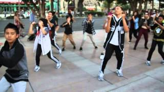 Streetshow turns Wedding Proposal feat The Prodigy- Bruno Mars, Marry You