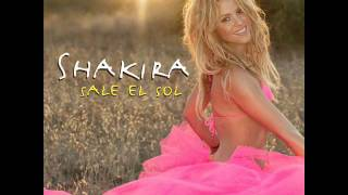 SHAKIRA - CD SALE EL SOL - 14 RABIOSA  (SPANISH VERSION)