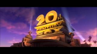 20th Century Fox Logo Metal Version