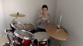 Light 'Em Up - Drum Cover - Fall Out Boy