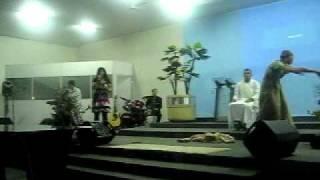 cantora shara goulart(fiel toda vida) rose nascimento