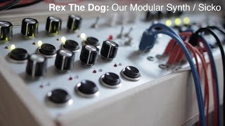 Rex The Dog: Our Modular Synth / Sicko