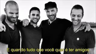 Coldplay - See You Soon (Legendado)