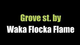 LANDO WILKINS || GROVE ST. PARTY FEAT. QUICK CREW