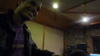 vlog #243 - In the studio with Djodje, making hits again...