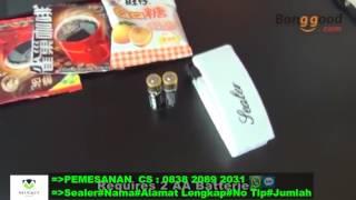 Mini Sealer / Handy sealer -perekat plastik  serbaguna