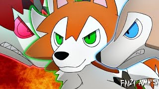Rockruff / Lycanroc「AMV」- Leave it All Behind