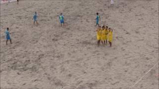 DORSOLE KITAKYUSHU vs PUNTA HERMOSA BSC - 2016 Group Game Highlights