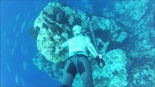 Aegean spearfishing Siadimas-Papanicolaou 2013 teaser