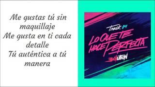 Lo Que Te Hace Perfecta - CD9 (letra) EVOLUTION