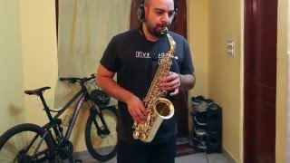 James Bay - Move Together (Saxophone Cover)