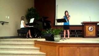 The Prayer Violin/Piano Duet